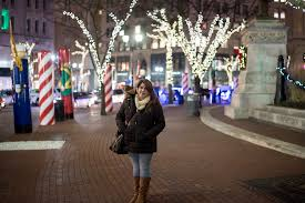 Indianapolis Circle Of Lights Circle Of Lights Indianapolis 2015 Happy Applehappy Apple