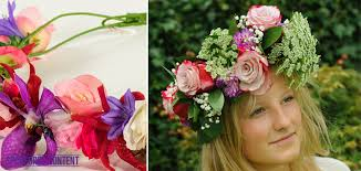 flower headdress 11 floral headdresses hairpieces for every customer