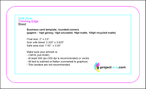 example business cards rounded corners alexabusinesscarddesign com