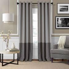 Grommet Curtains Blackout Grommet Curtains U0026 Drapes Window Treatments The