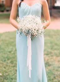 baby s breath bouquet baby s breath bouquets archives southern weddings