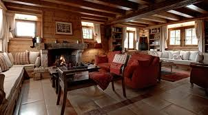 Ski Chalet Interior Family Friendly Luxury Ski Chalet In Crans Montana For Large Groups