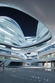 Zaha Hadid Home Galaxy Soho Zaha Hadid Architects Updated The Superslice Arafen