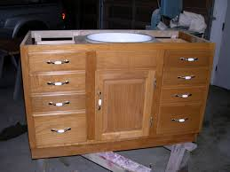 Bathroom Cabinets  Top Bathroom Vanity Cabinet Plans Room Design - Bathroom vanity design plans