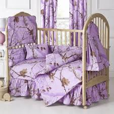 Baby Girl Nursery Bedding Set by Bedroom Chic Purple Crib Bedding Sets With Floral Design The