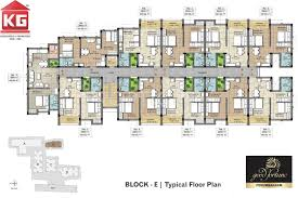 875 sq ft 2 bhk 2t apartment for sale in kg builders good fortune