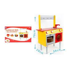 cuisine en bois enfants cuisine enfant en bois mgm