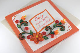 easter card paper handmade greeting card quilling easter