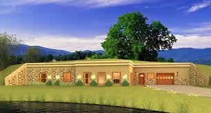 hillside home plans earth contact home plans fresh earth sheltered houses hillside