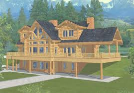 walkout basement plans house plans with walkout basement modern related mountain home plans