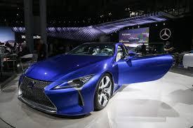 lexus toronto auto show it u0027s car mags u0027 time to shine ahead of nyc u0027s auto show new york post