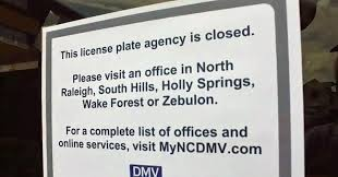 dmv closes raleigh license plate agency after audit finds