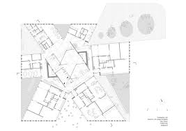 Kindergarten Classroom Floor Plan by Kindergarten Lotte Kavakava Architects Archdaily