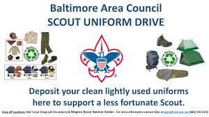 Baltimore County Zip Code Map by Baltimore Area Council Boy Scouts Of America