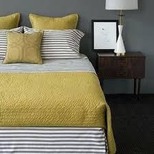 yellow and gray bedroom yellow and gray grey yellow bedroom