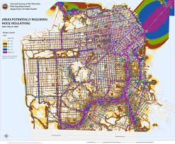 San Francisco County Map by Interesting Maps Of San Francisco Infrastructure Telstar Logistics