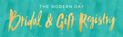bridal registry online gift registry