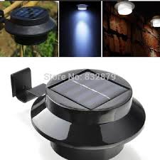 bright light solar 2018 black bright yard l solar panel garden light 3 led