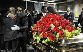 michael jackson funeral program michael jackson s funeral and memorial service take place at the