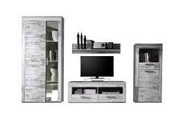 Wohnzimmerschrank Kaufen Ebay Trendteam Rv94768 Wohnzimmerschrank Wohnwand Anbauwand Weiss