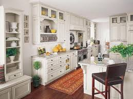 Best French Kitchen Design Images On Pinterest Country - Country cabinets for kitchen