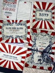 vintage carnival vintage carnival wedding stationery set instant