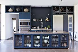 Blue Kitchen Design 20 Beautiful Blue Kitchen Ideas