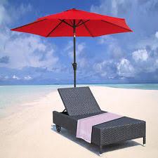 Portable Patio Umbrella by Original Umbrella Stand Red Outdoor Garden Yard Patio Structure