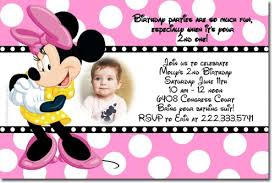 disney birthday invitations blueklip com