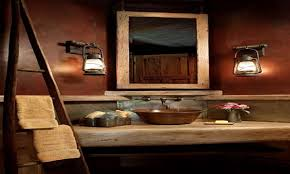 rustic cabin bathroom ideas 100 images best 25 small cabin