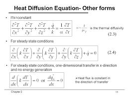 16 heat diffusion