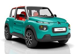 Citroen E Mehari Debuts It S Real It S All Electric It Goes On