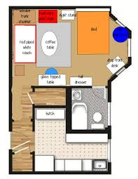 Small Loft Apartment Floor Plan 20121201 An Apartment Layout With Ikea Furniture By John Lemasney