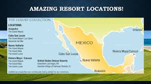 Acapulco Mexico Map by Earn Your Free Vacation