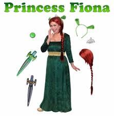 Fiona Halloween Costume Size Princess Halloween Costumes