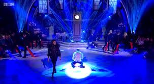 halloween light show strictly 2016 week 6 halloween u2013 sunday show anne u0027s tv blog