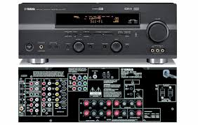 yamaha 5 1 home theater yamaha rx v557 6 1 channel home theater receiver review