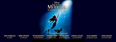 lease event disney u0027s mermaid concert hollywood bowl