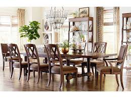 Bassett Dining Room Furniture by Dining Room Tables Trestle Great Home Design