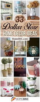 Store Home Decor 33 Best Diy Dollar Store Home Decor Ideas And Designs For 2018