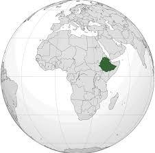 Map Of Ethiopia Ethiopia Map