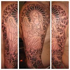 and irish st tattoo