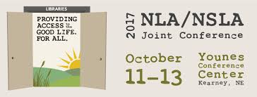 nla nsla 2017 full program nebraska library association