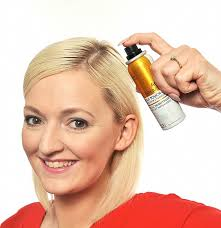 hairstyle to hide grey roots can you spray away your roots we put new products to the test