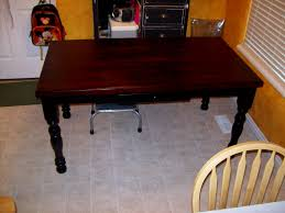 stunning how to refinish kitchen table including strip sand and