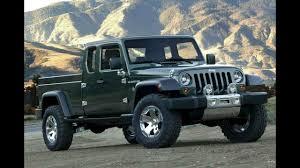2018 jeep wrangler pickup 2018 jeep to build wrangler pickup truck youtube