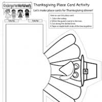 Thanksgiving Comprehension Printables Thanksgiving Activity Kindergarten Bootsforcheaper Com