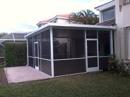 Backyard Screen House by Screen Room Repairs And Builds From Diamond Screen
