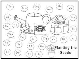 the tiny seed literacy unit