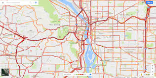 Maps Portland by A Tale Of 2 Storms Oregon And Washington Tackle Ice